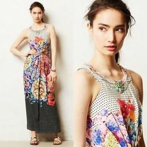 NWOT Anthropologie Ranna Gill Arnali maxi dress!!